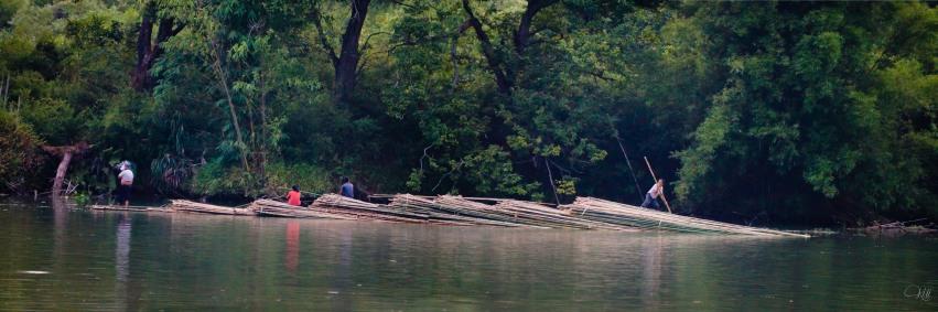 Bamboo Raft 3