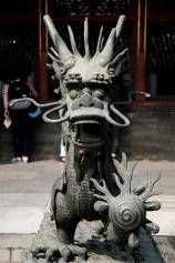Guardian at the Forbidden City