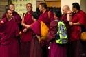 Monks on a Field Trip
