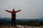 On top of a Guard Tower, Great Wall