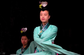 Traditional Dance at the Summer Palace
