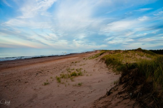 Red Sand Beach, PEI